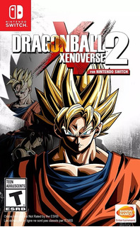 Dragon Ball Xenoverse 2 Nintendo Switch Nuevo Físico Sellado