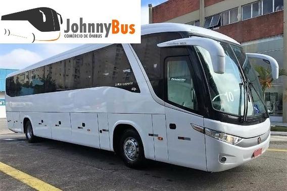 Ônibus Rodoviário Paradiso 1050 G7 - Ano 2011 - Johnnybus