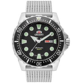Relógio Orient Automático Masculino Kit 469ss073 P1sx Orient