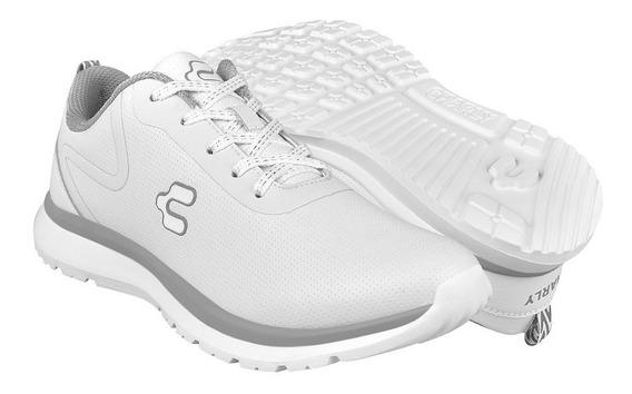 Tenis Casuales Para Dama Charly 1049390 Blanco