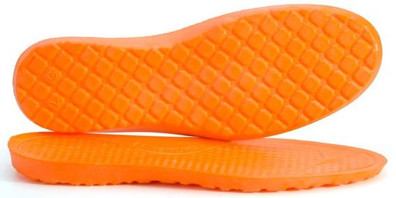 Palmilha P/sapato Em Gel Anti Impacto Silicone Conforto