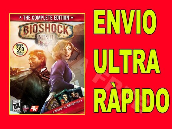 Bioshock Infinite: Complete Edition - Jogo Para Computador