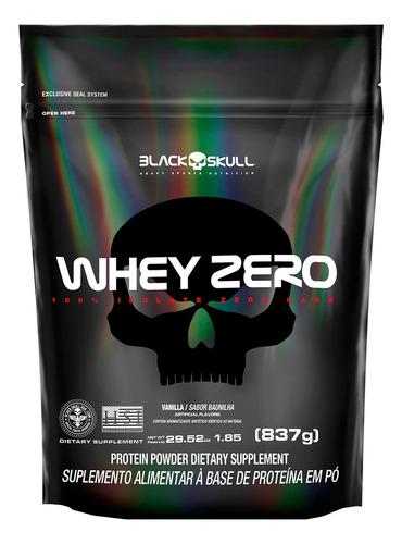 Whey Zero - Proteína Isolada - 837g - Refil