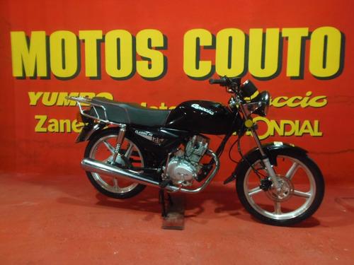Baccio Classic  F 2 125 Impecable === Motos Couto ===