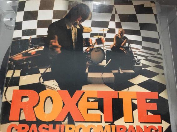 Roxette Crash! Boom! Bang! Disco De Vinilo!! Brasil!!