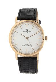 Relógio Pulseira De Couro Camurça Original Mondaine Dourado