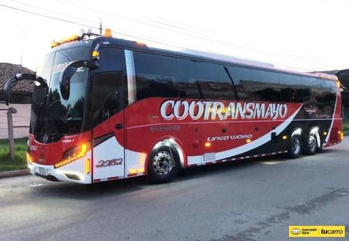 Autobus Scania K 440 6x2*4