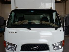Caminhão Hyundai Hd78 Com Sider