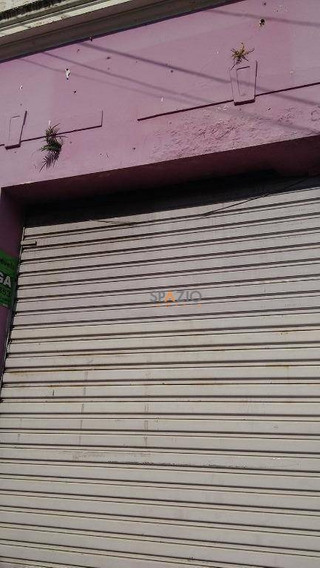 Salão Comercial Para Locação, Centro, Rio Claro. - Sl0003