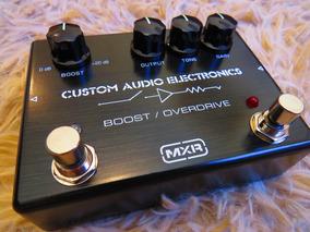 Mxr Cae Custom Audio Eletronics Mc402 Boost Drive . Boss Gt