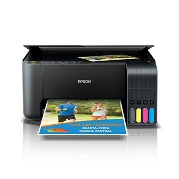 Impressora Multifuncional Epson Ecotank L3150 P!