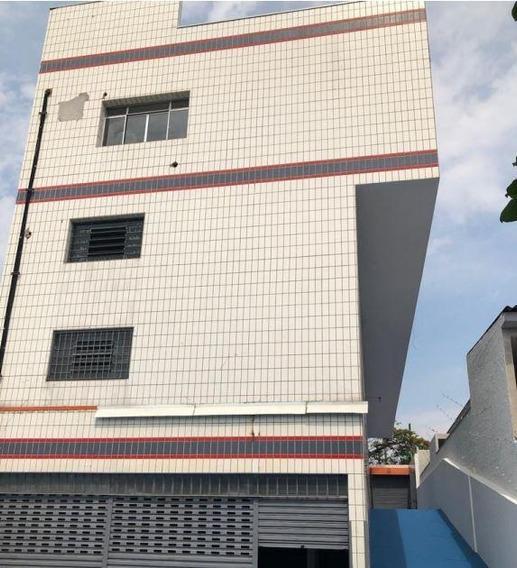 Galpão Em Vila Campestre, São Paulo/sp De 670m² Para Locação R$ 9.500,00/mes - Ga509244