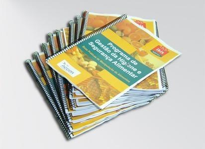600 Impressões Coloridas A4 - Apostilas #frete Grátis