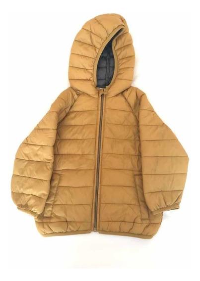 Campera Zara Usada Talle 3/4 Años