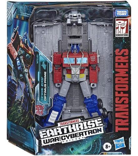 Transformers Earthrise Leader Optimus Prime