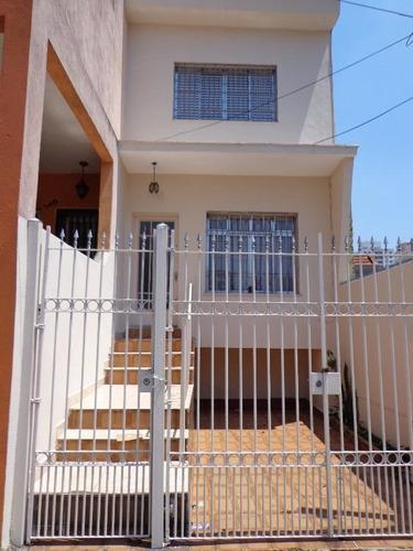 Sobrado Com 2 Dormitórios Para Alugar, 120 M² Por R$ 1.980/mês - Tatuapé - São Paulo/sp - So5521