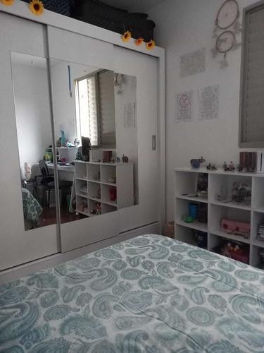 Apartamento Bem Localizado ,com Lazer Completo Fl58