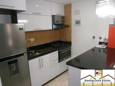 Apartamento Amoblado Para La Renta En Medellin