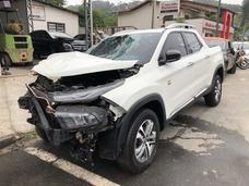 Sucata Fiat Toro Volcano 2.0 16v Diesel 2018 Venda De Peças