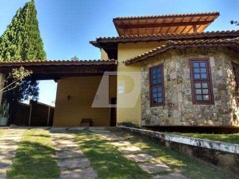 Casa Águas De São Pedro - Ca01007 - 34252211