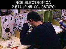 Tecnico En Reparacion De Tv Led - Lcd - Audio