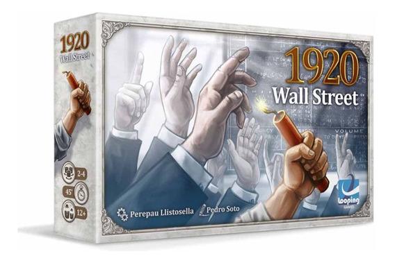 1920 Wall Street Jogo De Cartas Ludofy