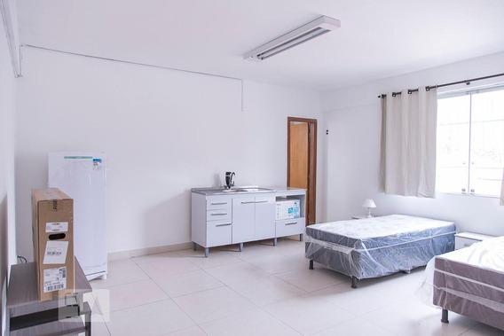 Apartamento Para Aluguel - Barro Preto, 1 Quarto, 33 - 893115294