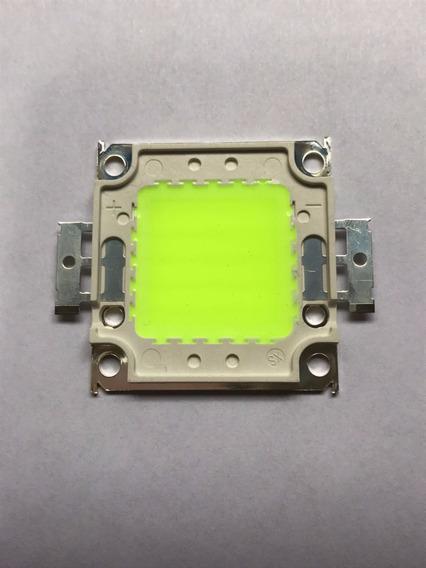 Chip Led Verde Reposição Refletor 50w 100w 150w 200w