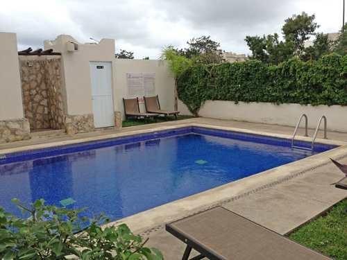 Se Renta Departamento En Real Ibiza Playa Del Carmen P1659