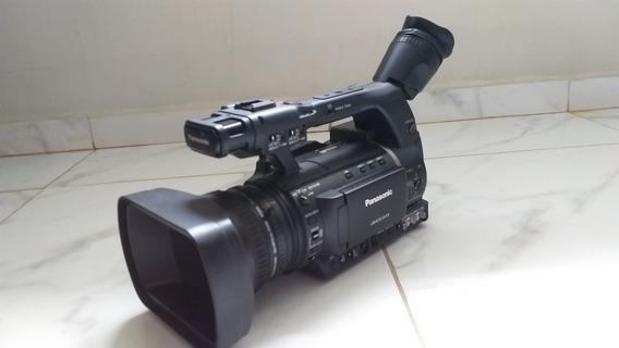 Câmera Profissional Panasonic + Tripé
