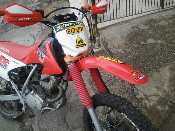 Honda Xr 200r Cc Com 230cc