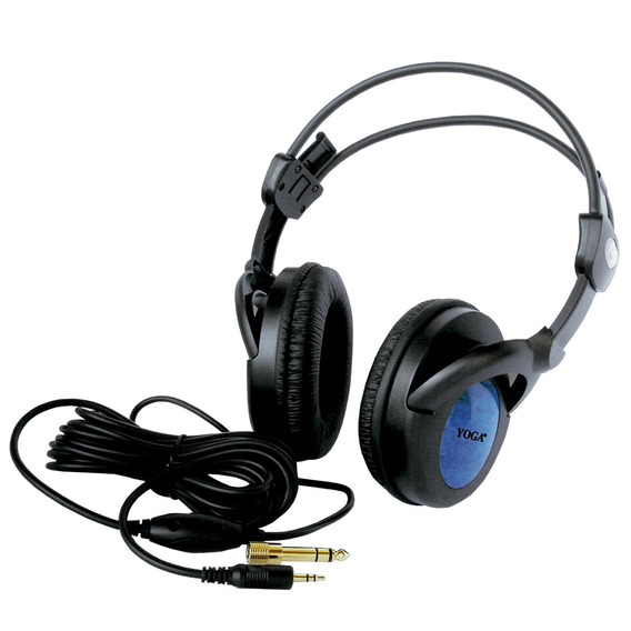 Fone De Ouvido Over-ear Yoga Am-860 - 12x Frete Gratis