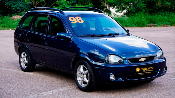 Corsa 1.6 Mpfi Gls Wagon 16v Gasolina 4p Manual