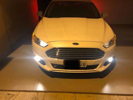 Ford Fusion 2.0 Gtdi Titanium Aut. 4p 2013