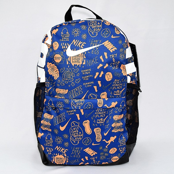 Nike Mochila Backpack Barcelona 100% Original 3