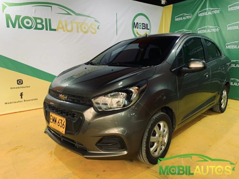 Chevrolet Beat Lt Fe Abs 1.2 2019