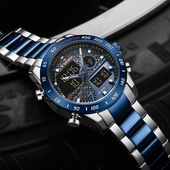 Relógio Naviforce Empire Masculino Modelo 9171