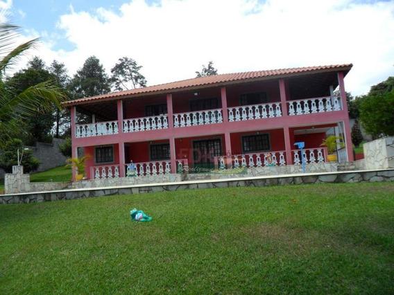 Chácara Com 3 Dormitórios À Venda Por R$ 440.000 - Chácara Ipês - Caçapava/sp - Ch0114