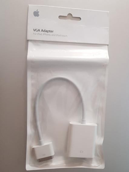 Adaptador 30 Pinos Para Vga Apple - Original - Lacrado