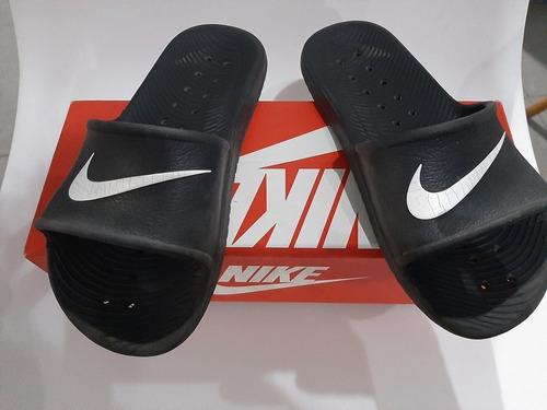 Ojotas Nike Negras, Wmns Benassi Jdi