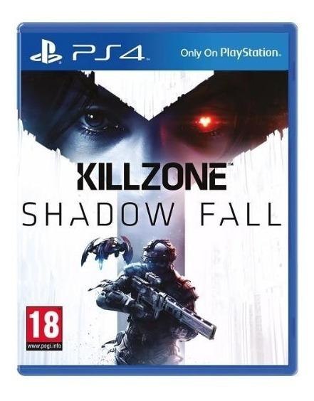 Killzone Shadowfall Ps4 Midia Fisica