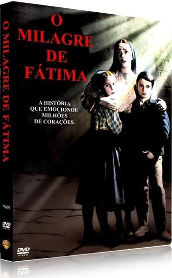 O Milagre De Fátima - Dvd Autorado - Dublado E Legendado