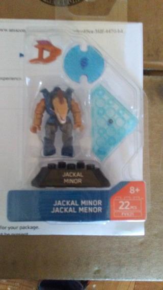 Jackal Minor Halo Mega Construx Megabloks Dhl Express