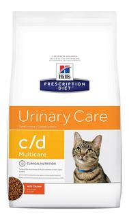 Hills Urinary C/d Cd Gato 3.85 Kg
