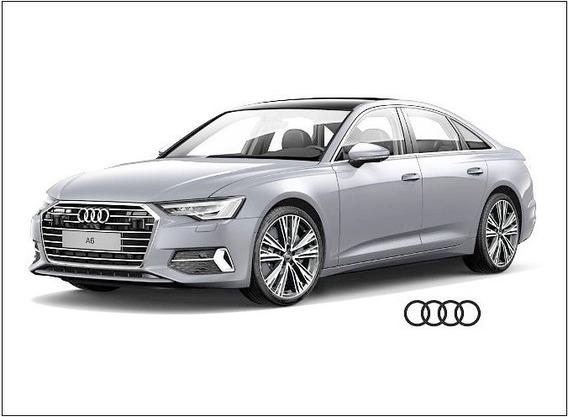 Nuevo Audi A6 55 Tfsi S-tronic 0km Linea 2020 Lanzamiento