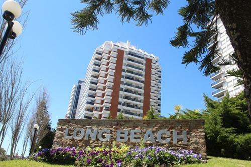 Apartamento En Edificio Long Beach Punta Del Este Piso 14