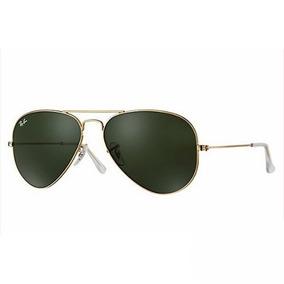 1a5a12aa8 Óculos Ray Ban Aviador Rb3025 Varias Cores Original Garantia