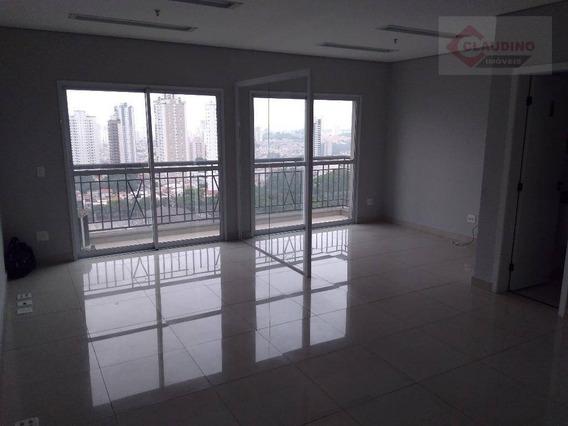 Sala Para Alugar, 44 M² Por R$ 2.300/mês - Tatuapé - São Paulo/sp - Sa0132
