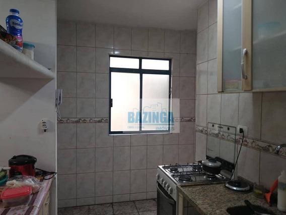 Apartamento Com 2 Dormitórios À Venda, 45 M² Por R$ 112.000 - Vila Cléo - Mogi Das Cruzes/sp - Ap0298