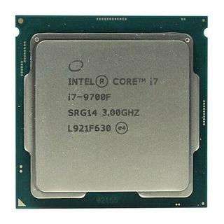 Procesador Intel Core i7-9700F BX80684I79700F de 8 núcleos y 4.7GHz de frecuencia